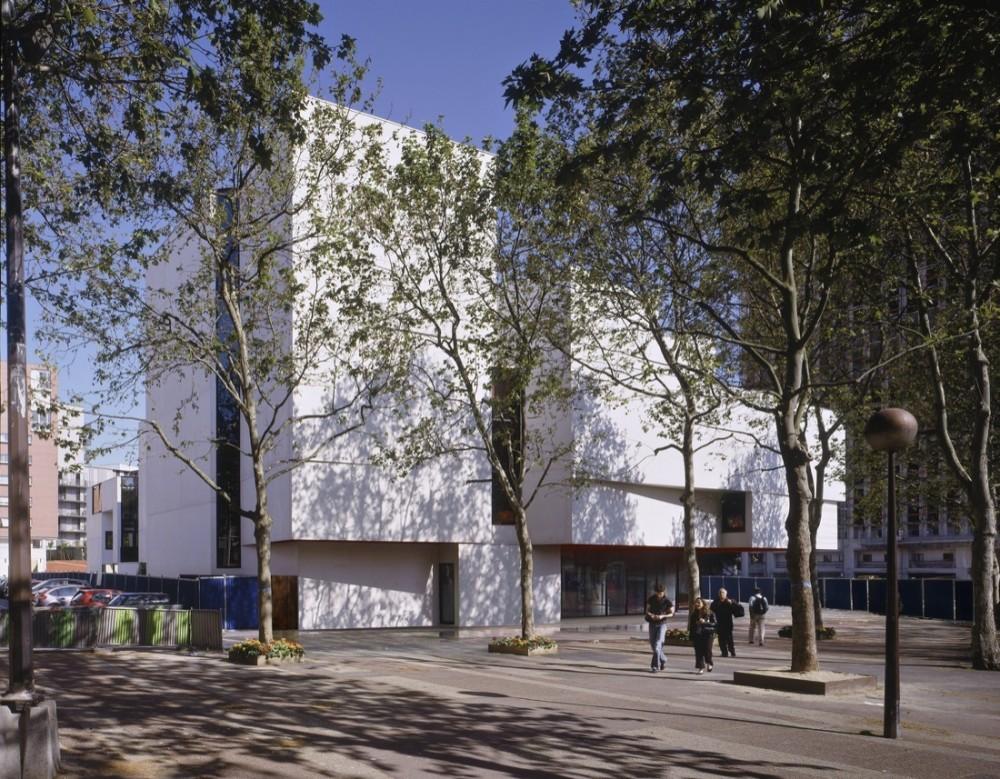 法国蒙特勒伊某剧院Dominique Coulon Architecte (6)