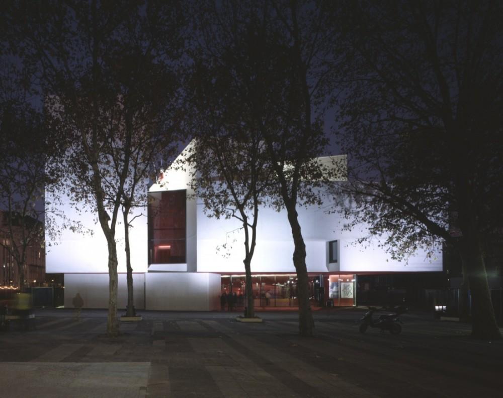 法国蒙特勒伊某剧院Dominique Coulon Architecte (8)