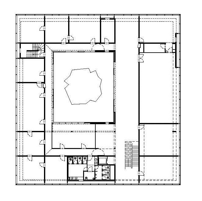 """比利时昂吉的""""灯笼""""建筑+zigzag architecture+ (2)"""