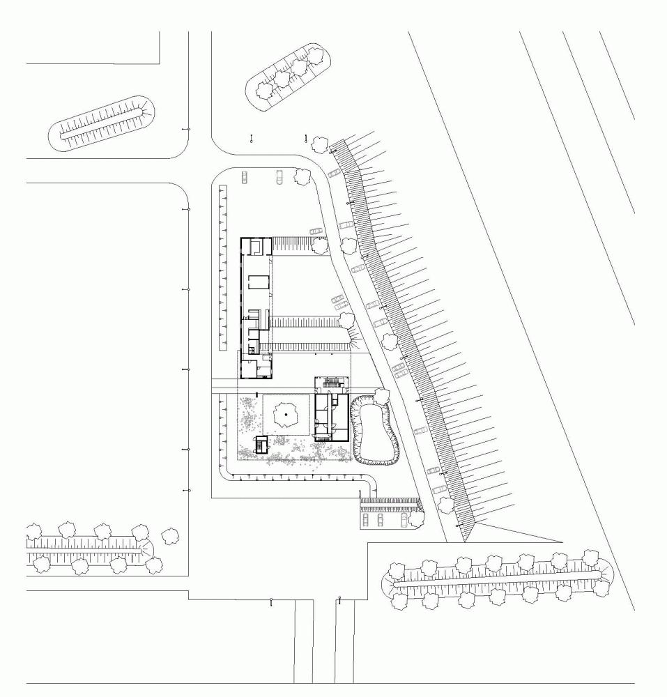 """比利时昂吉的""""灯笼""""建筑+zigzag architecture+ (3)"""