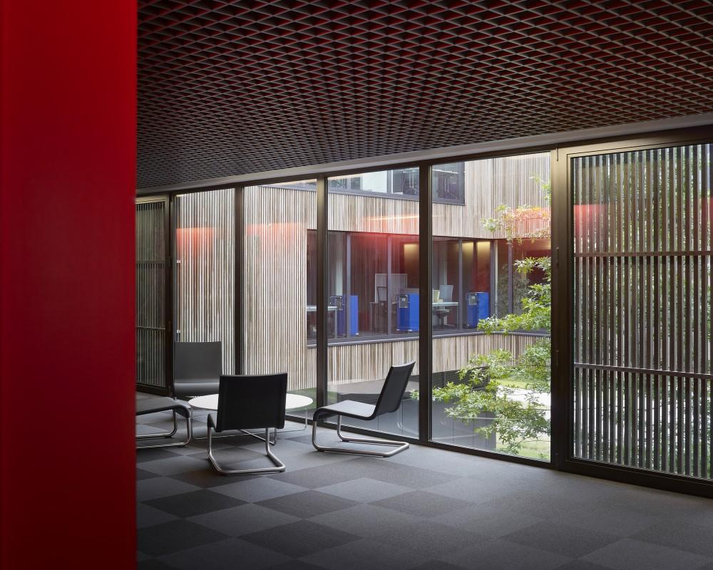 """比利时昂吉的""""灯笼""""建筑+zigzag architecture+ (5)"""