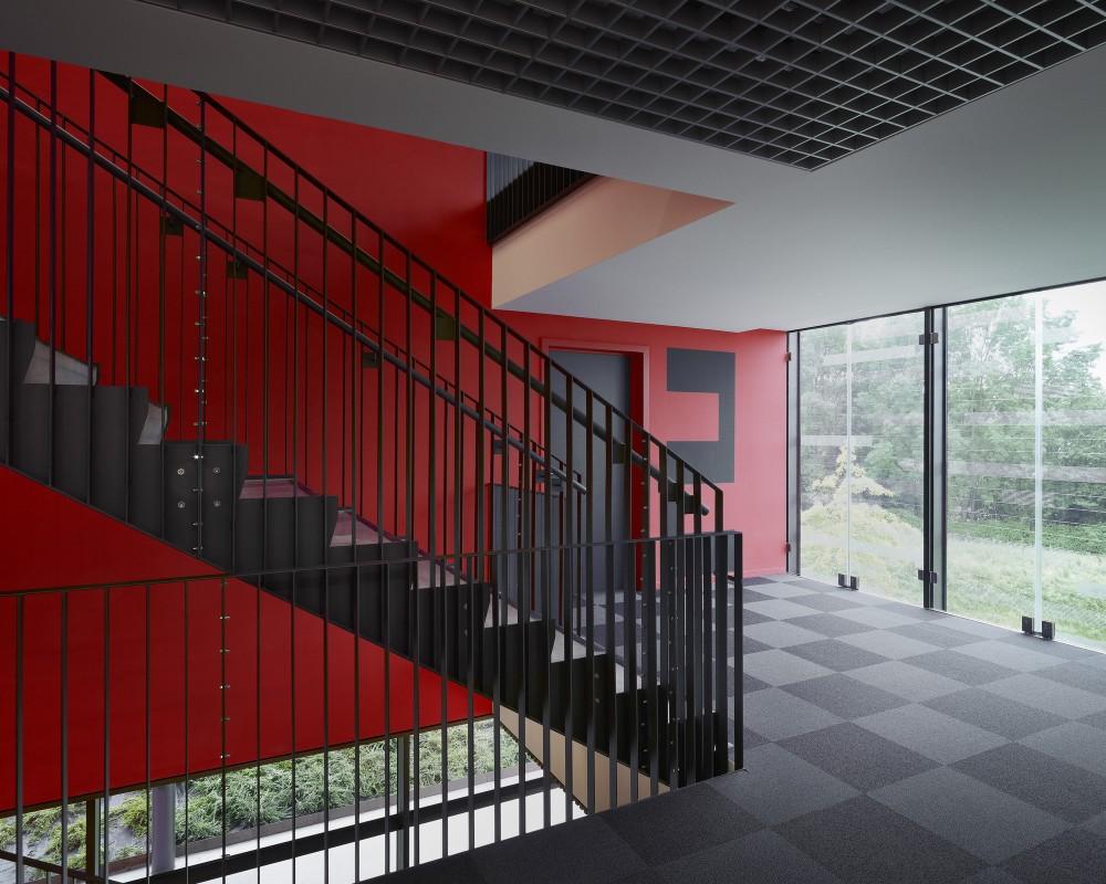 """比利时昂吉的""""灯笼""""建筑+zigzag architecture+ (10)"""