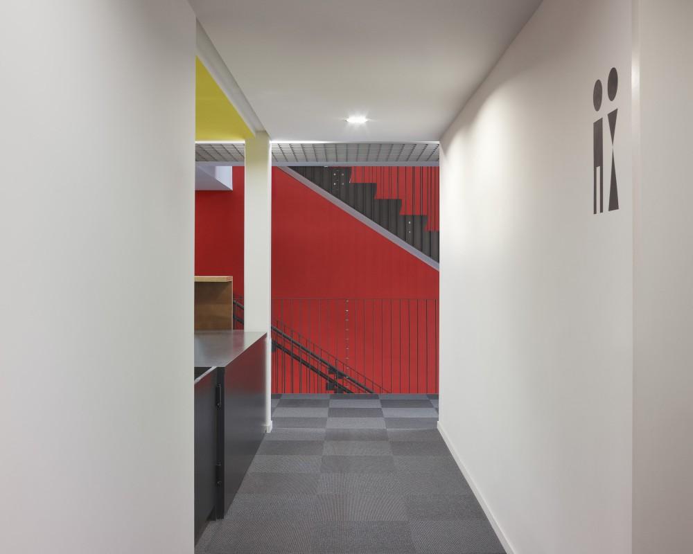 """比利时昂吉的""""灯笼""""建筑+zigzag architecture+ (11)"""