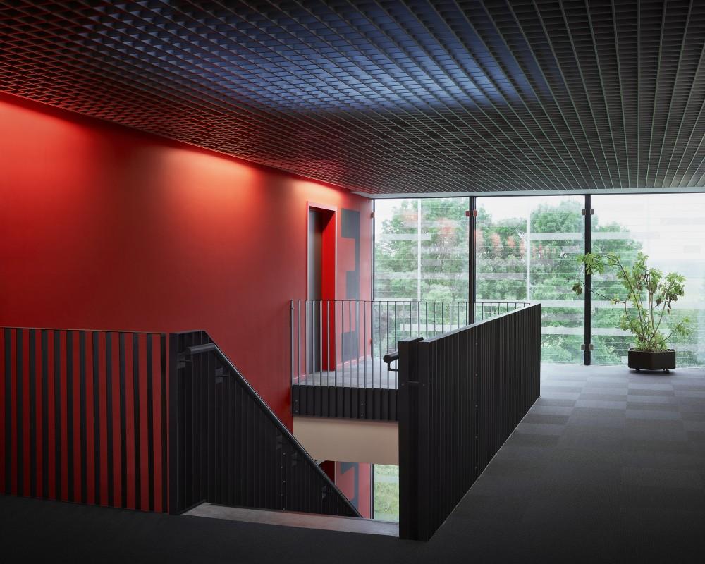 """比利时昂吉的""""灯笼""""建筑+zigzag architecture+ (12)"""