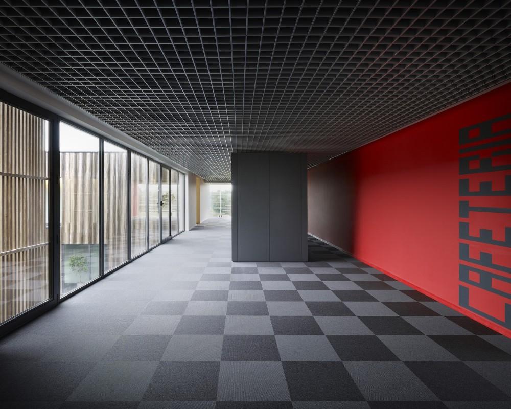 """比利时昂吉的""""灯笼""""建筑+zigzag architecture+ (13)"""