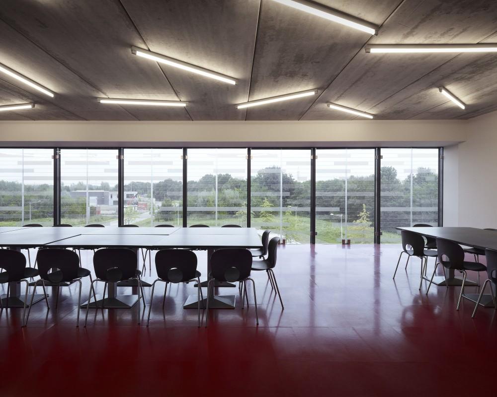 """比利时昂吉的""""灯笼""""建筑+zigzag architecture+ (14)"""