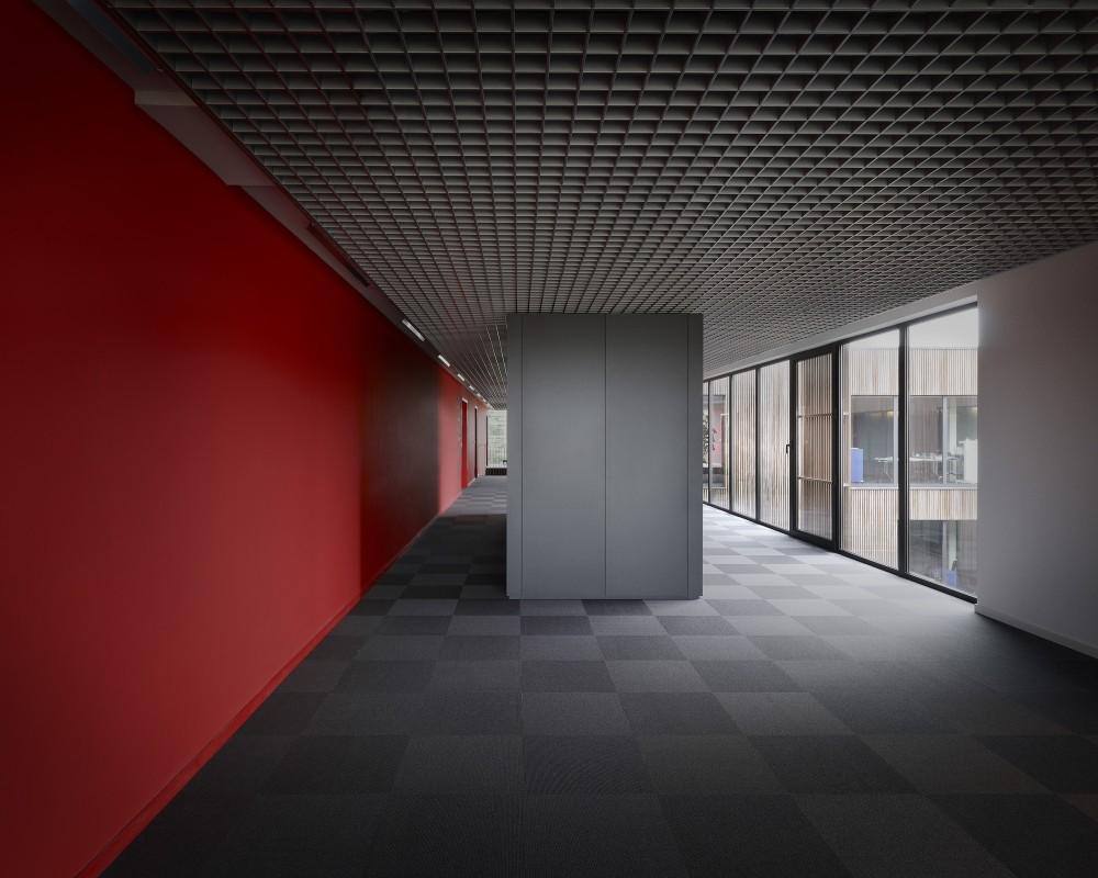 """比利时昂吉的""""灯笼""""建筑+zigzag architecture+ (15)"""