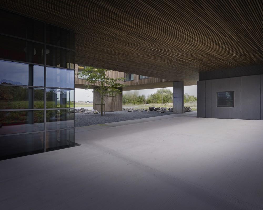 """比利时昂吉的""""灯笼""""建筑+zigzag architecture+ (20)"""