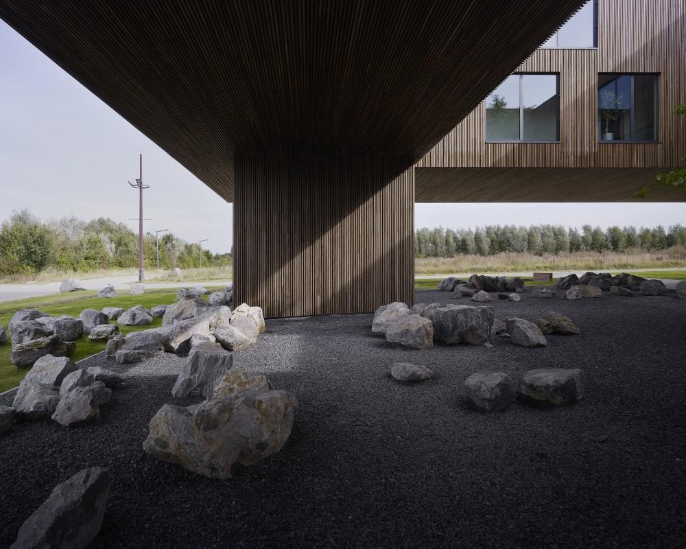 """比利时昂吉的""""灯笼""""建筑+zigzag architecture+ (24)"""