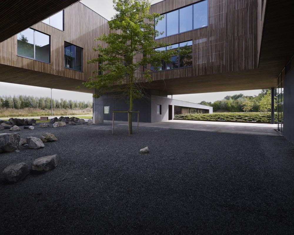 """比利时昂吉的""""灯笼""""建筑+zigzag architecture+ (25)"""