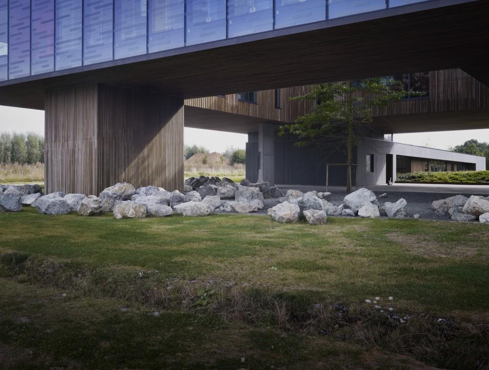 """比利时昂吉的""""灯笼""""建筑+zigzag architecture+ (26)"""