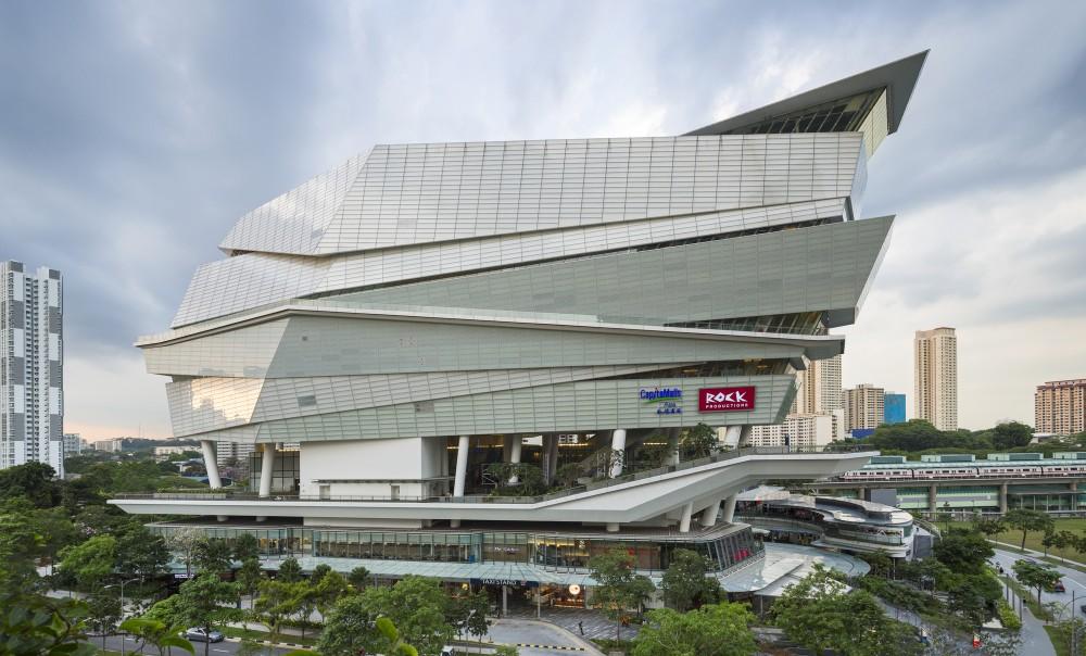 新加坡The Star商业文化综合体 (1)