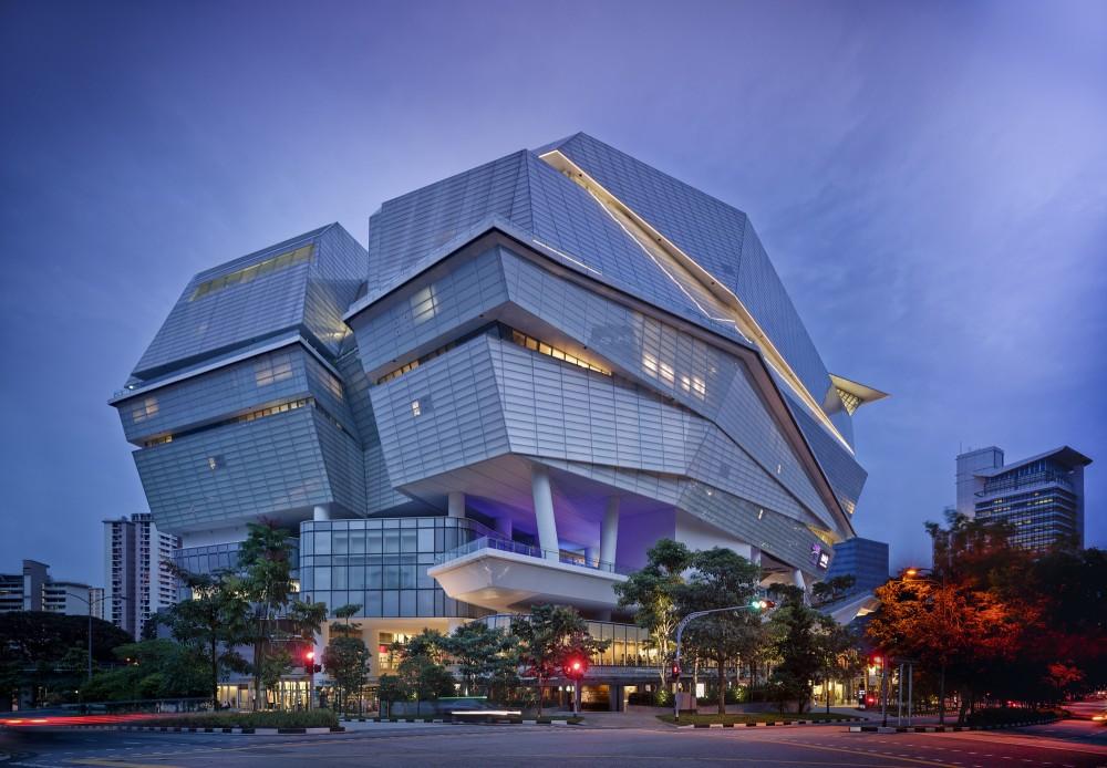 新加坡The Star商业文化综合体 (2)