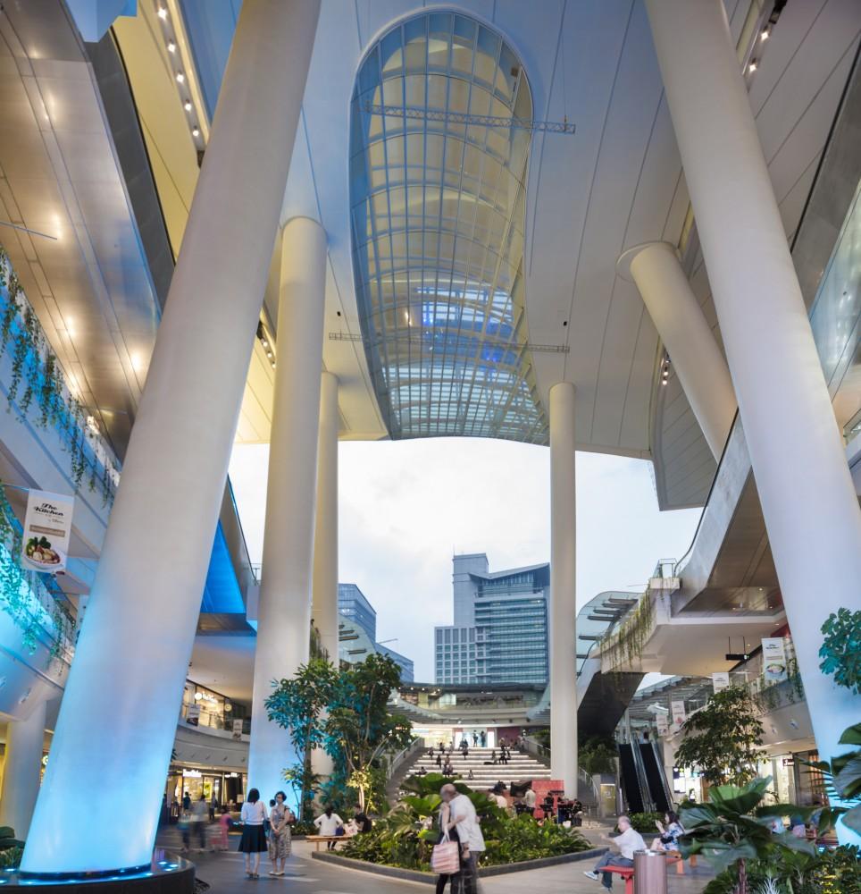 新加坡The Star商业文化综合体 (13)