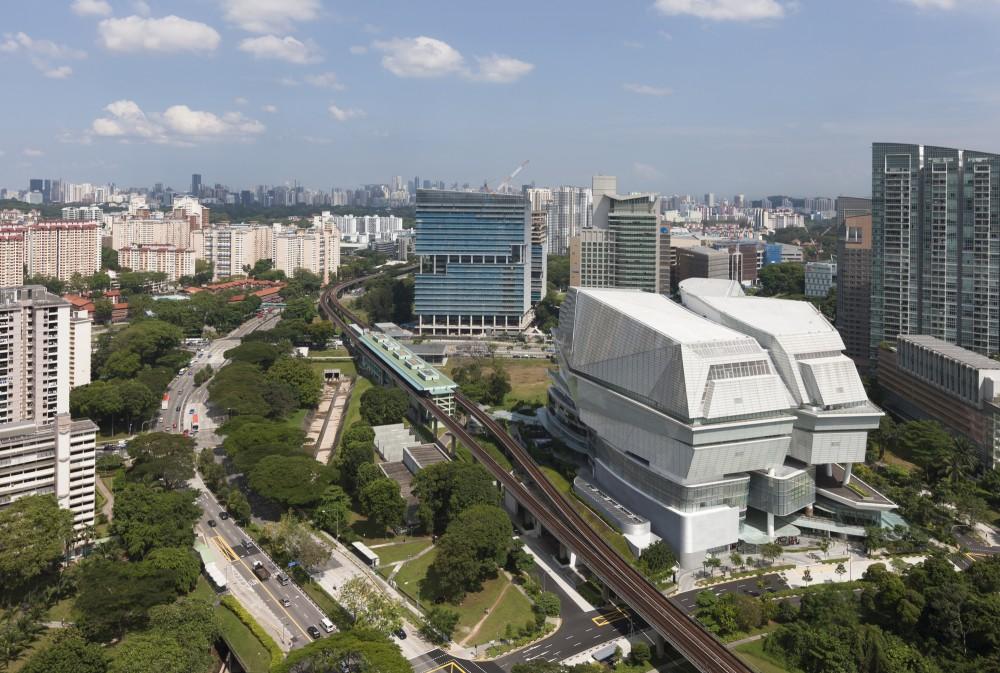 新加坡The Star商业文化综合体 (14)
