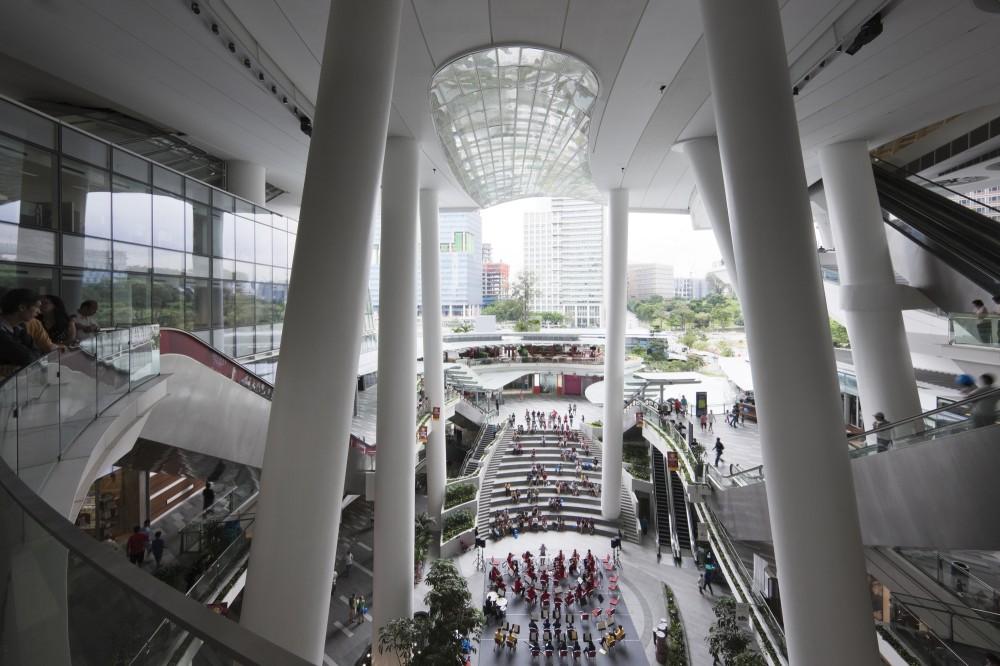 新加坡The Star商业文化综合体 (15)