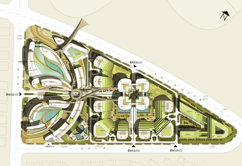 上海虹桥机场中央商务区  (2)