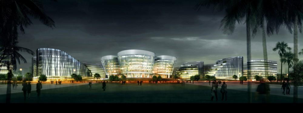 上海虹桥机场中央商务区  (3)
