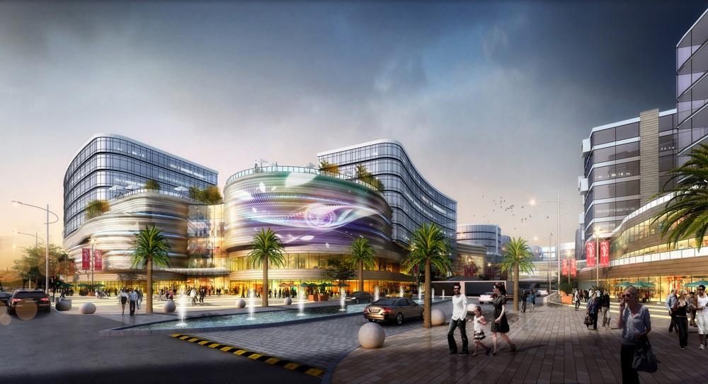 上海虹桥机场中央商务区  (5)