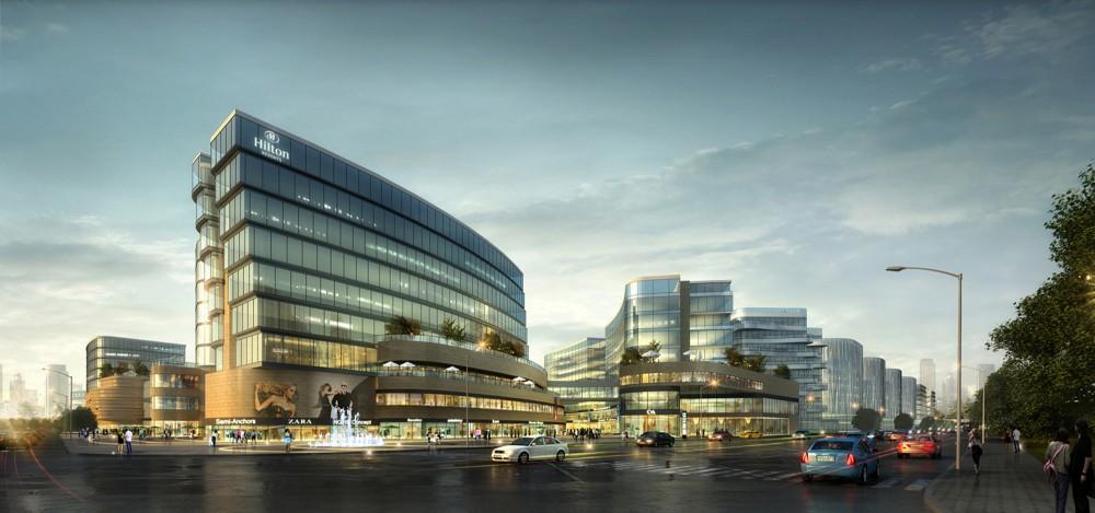 上海虹桥机场中央商务区  (15)