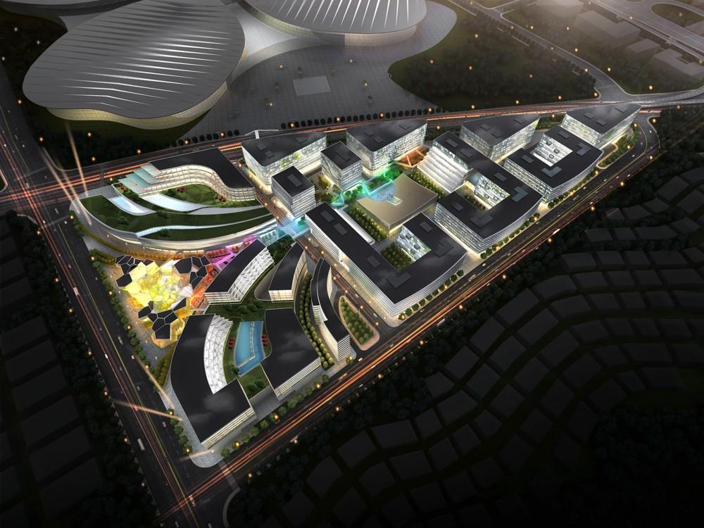 上海虹桥机场中央商务区  (17)