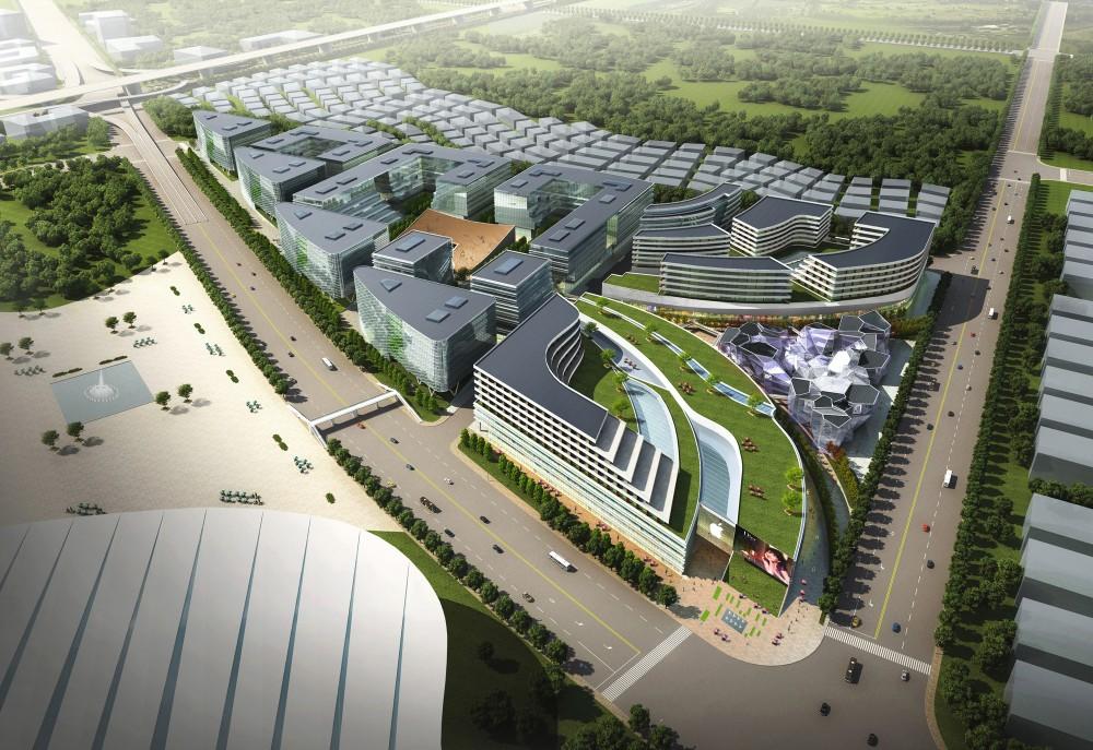 上海虹桥机场中央商务区  (18)