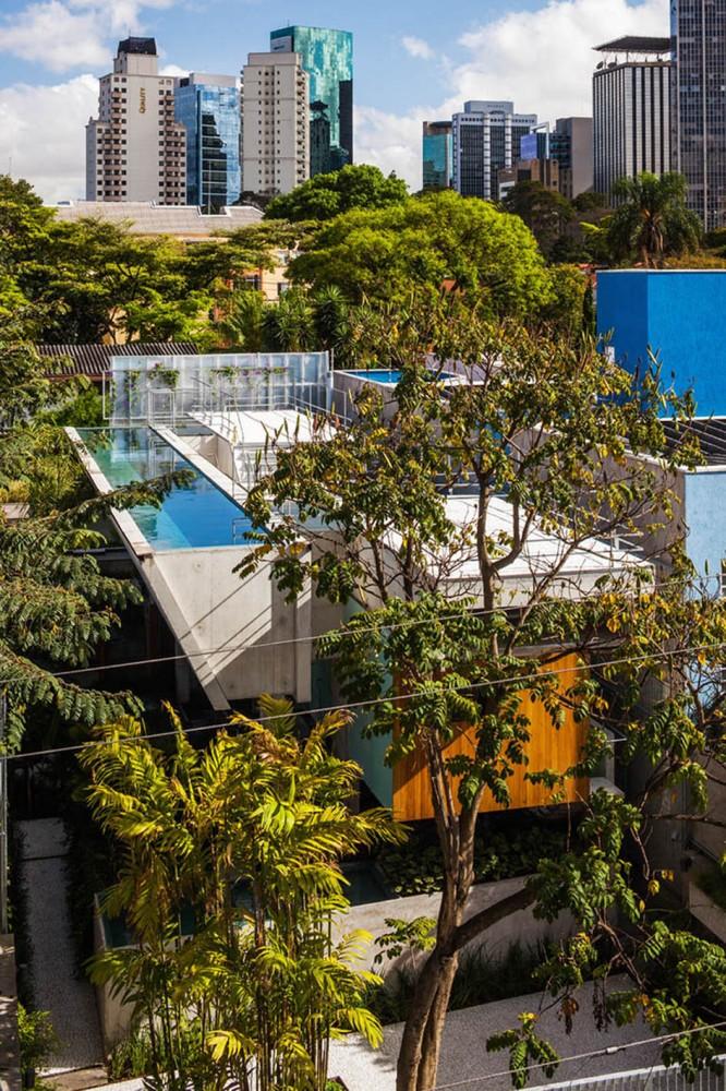 巴西圣保罗市区的周末度假屋 (2)