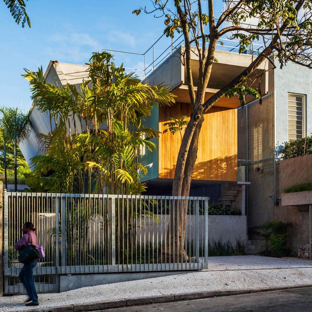 巴西圣保罗市区的周末度假屋 (3)