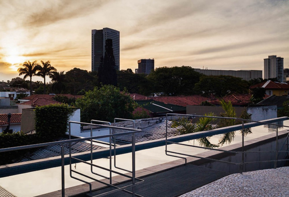 巴西圣保罗市区的周末度假屋 (7)