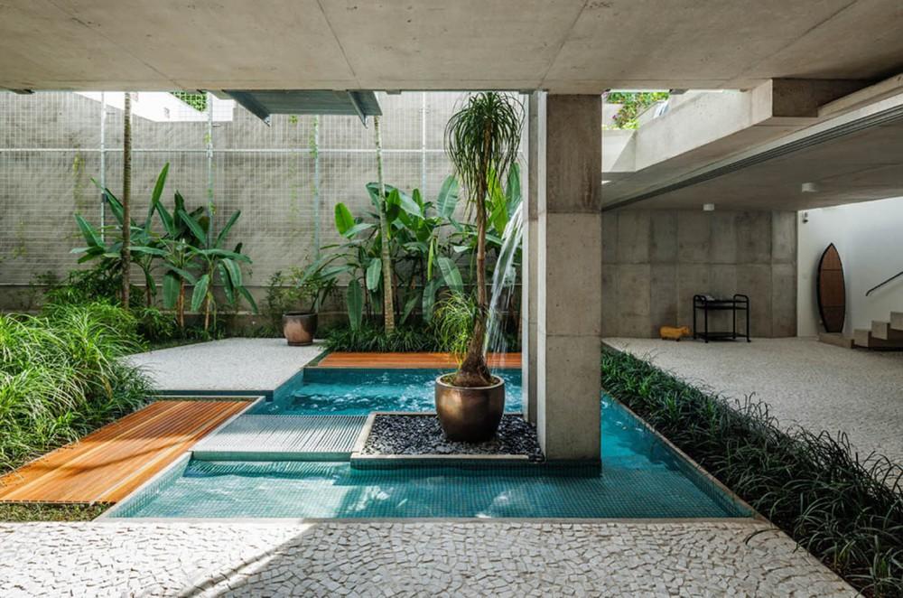 巴西圣保罗市区的周末度假屋 (11)