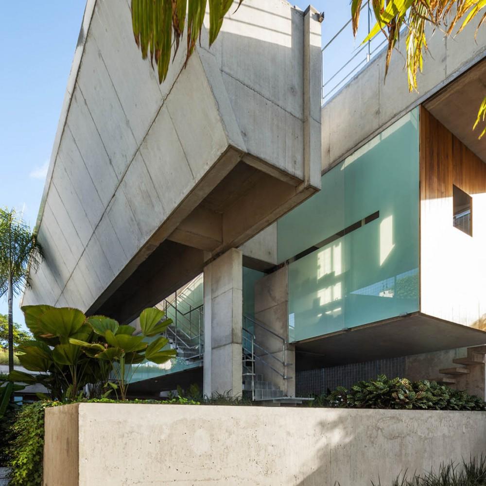 巴西圣保罗市区的周末度假屋 (12)