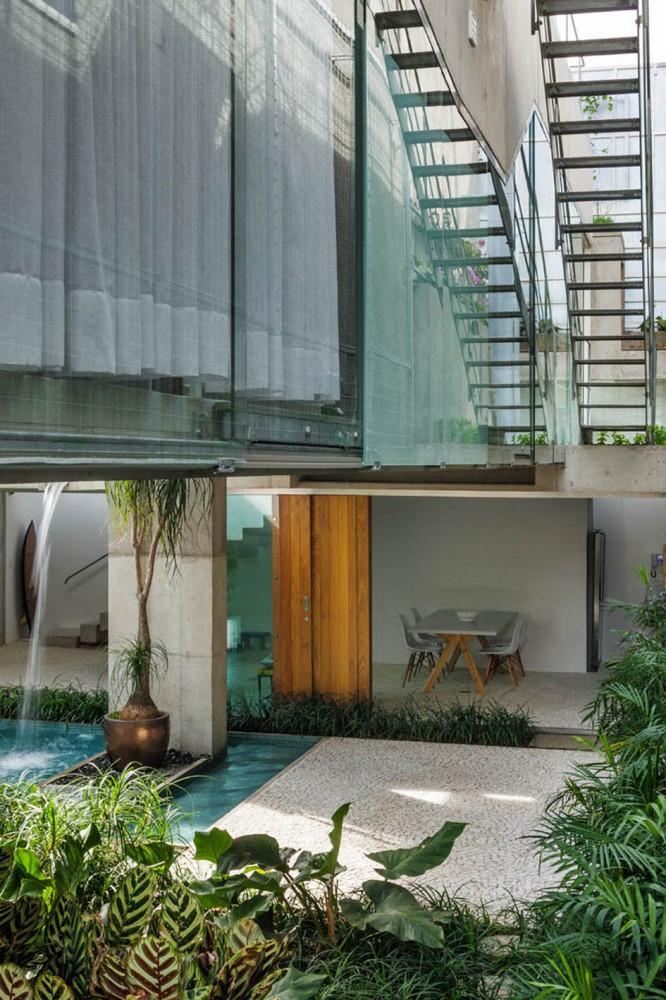 巴西圣保罗市区的周末度假屋 (22)