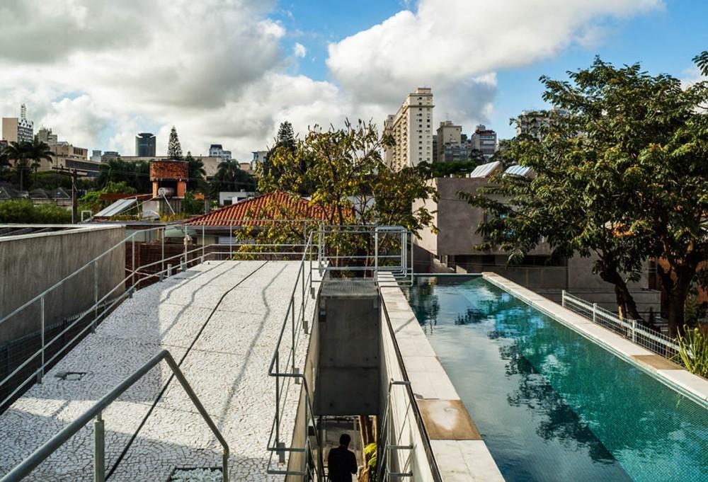 巴西圣保罗市区的周末度假屋 (36)