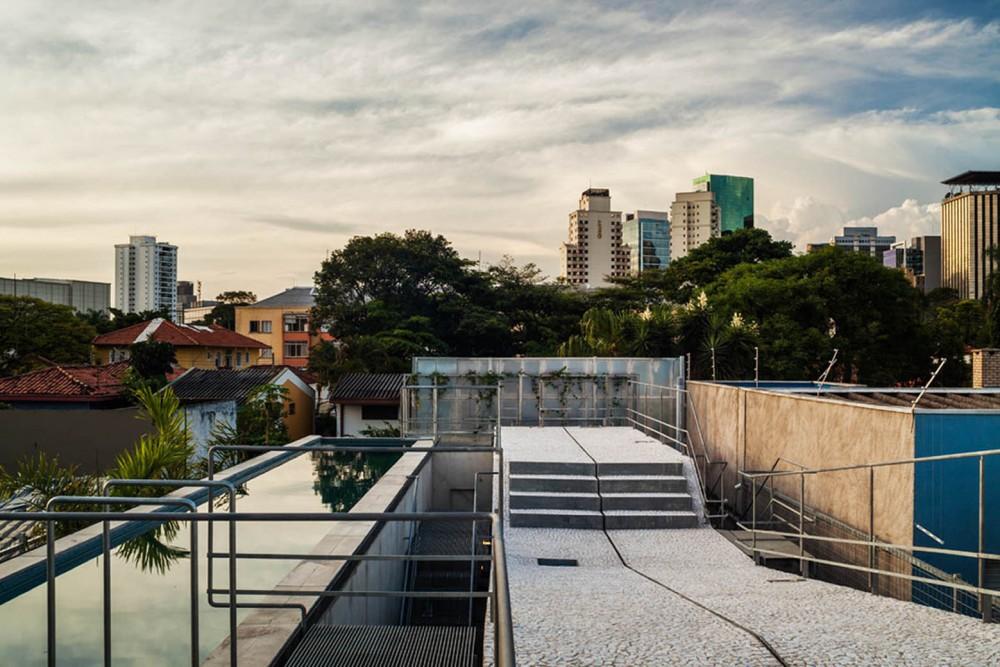 巴西圣保罗市区的周末度假屋 (38)