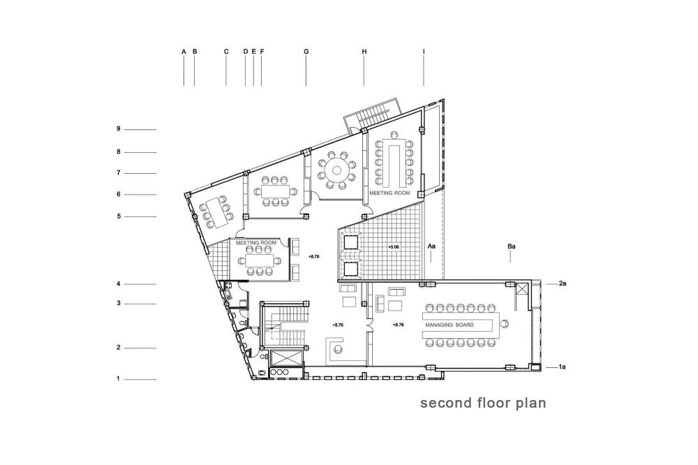 伊朗加兹温建筑工程条例规划办公楼  (9)