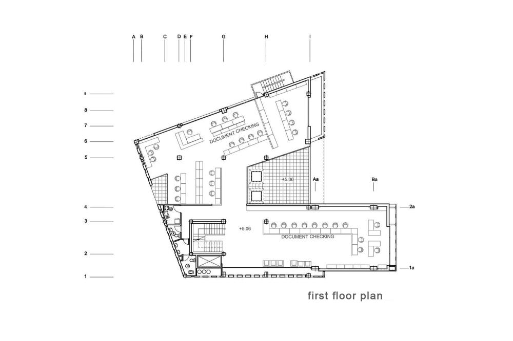 伊朗加兹温建筑工程条例规划办公楼  (10)
