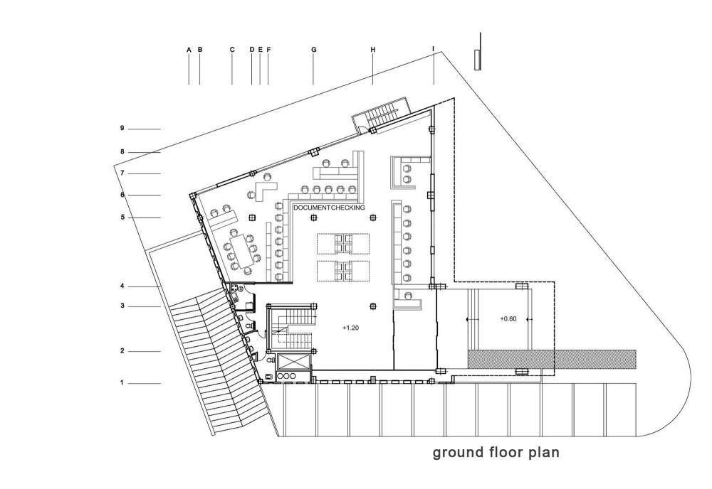 伊朗加兹温建筑工程条例规划办公楼  (11)