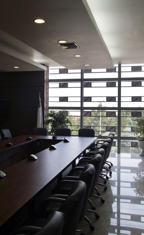 伊朗加兹温建筑工程条例规划办公楼  (14)