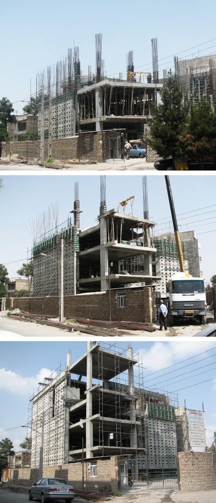 伊朗加兹温建筑工程条例规划办公楼  (29)