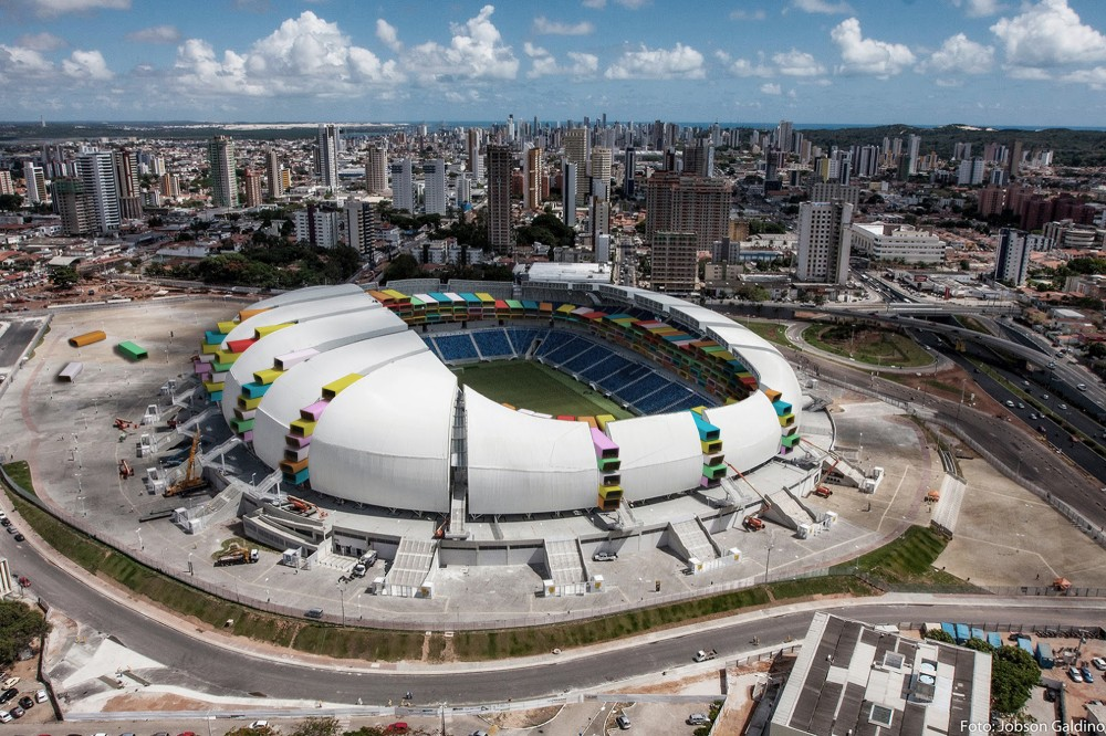巴西世界杯场馆进改造方案Casa Futebola different olympic legacy for brazil s stadiu (1)