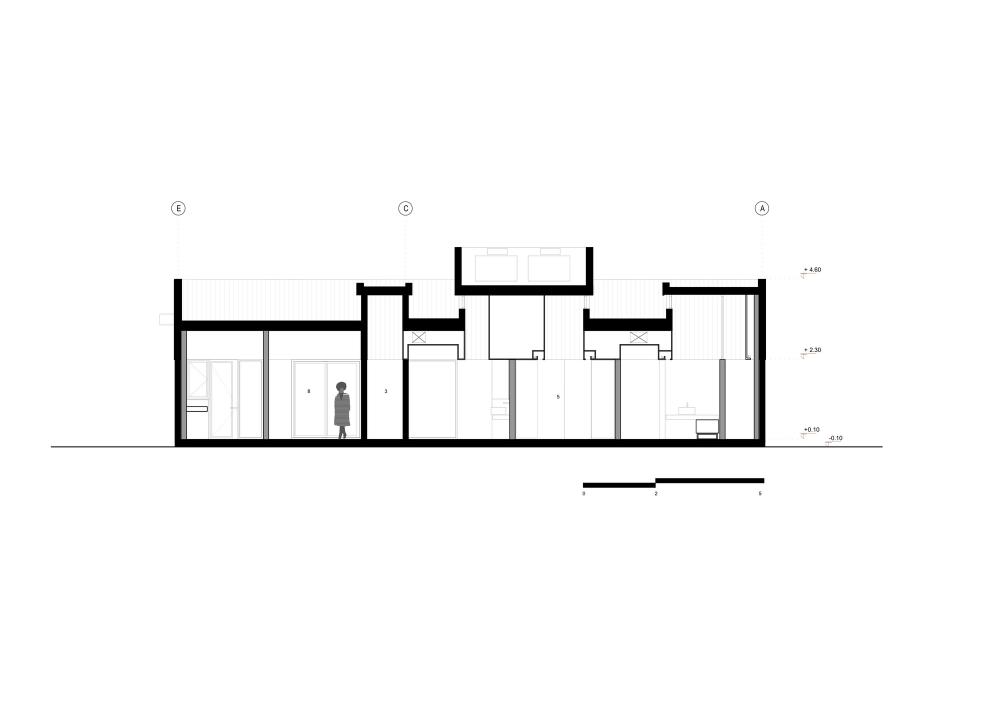 阿根廷圣菲省罗M住宅 casa m estudio aire Estudio Aire (12)
