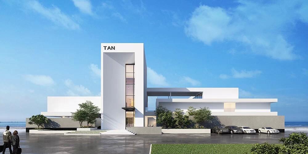 东仓建设—长沙湾檀舍度假酒店 (1)