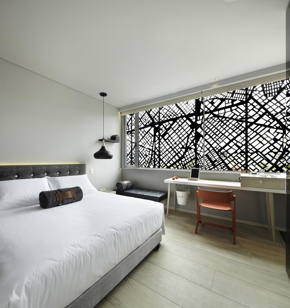 哥伦比亚波哥大克里克莱克酒店 (5)