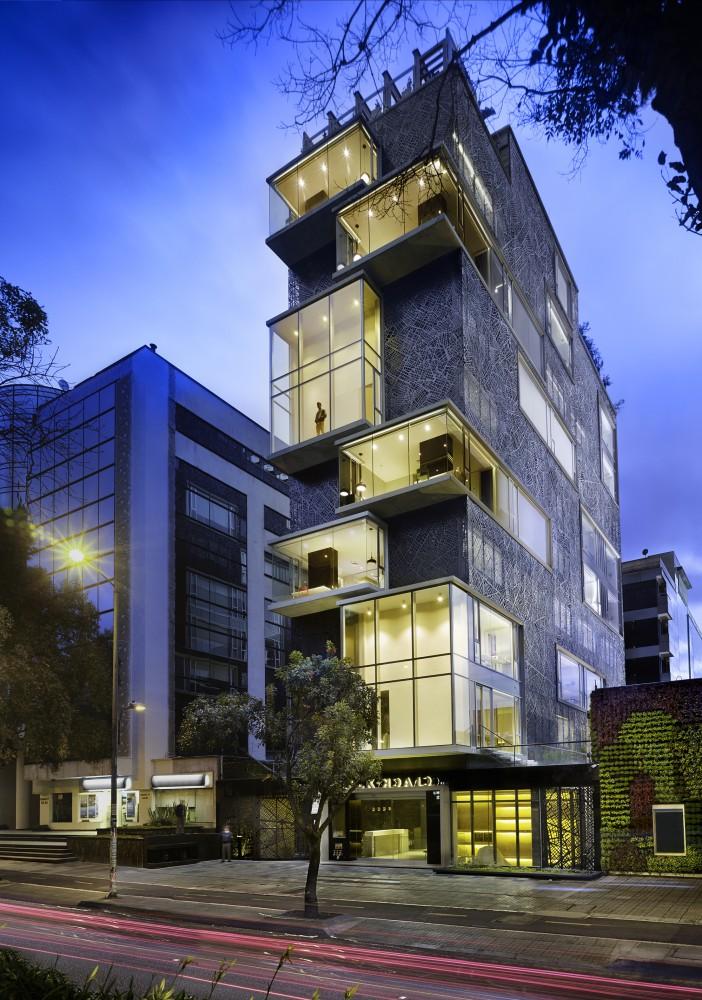 哥伦比亚波哥大克里克莱克酒店 (7)