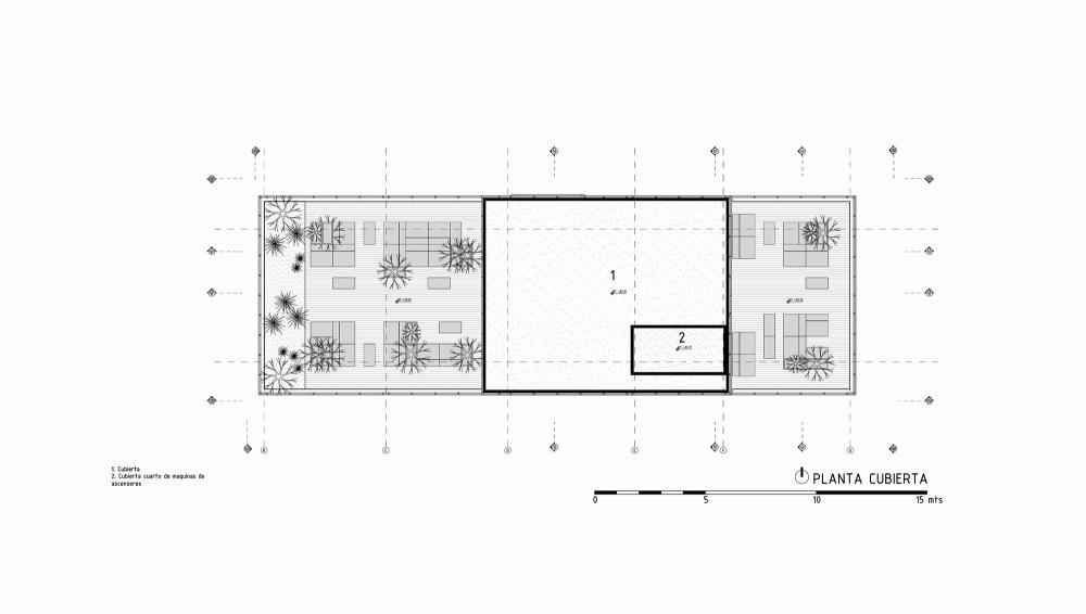 哥伦比亚波哥大克里克莱克酒店 (12)