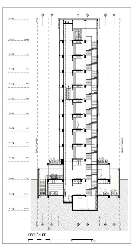 哥伦比亚波哥大克里克莱克酒店 (20)