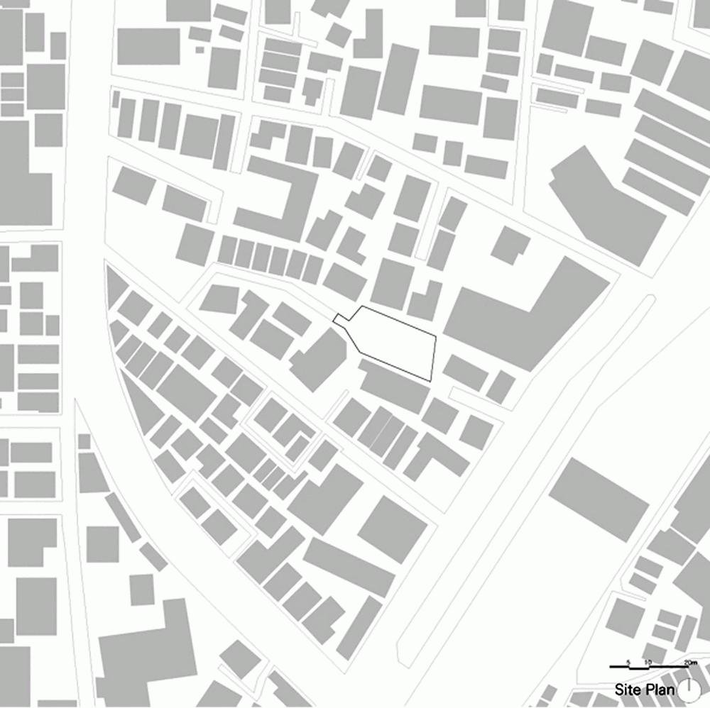 日本东京涩谷Ebisu联排住宅 ebisu town house (8)