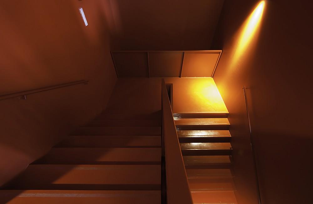 西班牙毕尔巴鄂消防站 firemen house coll barreu arquitectos Coll-Barreu Arquitectos (9)