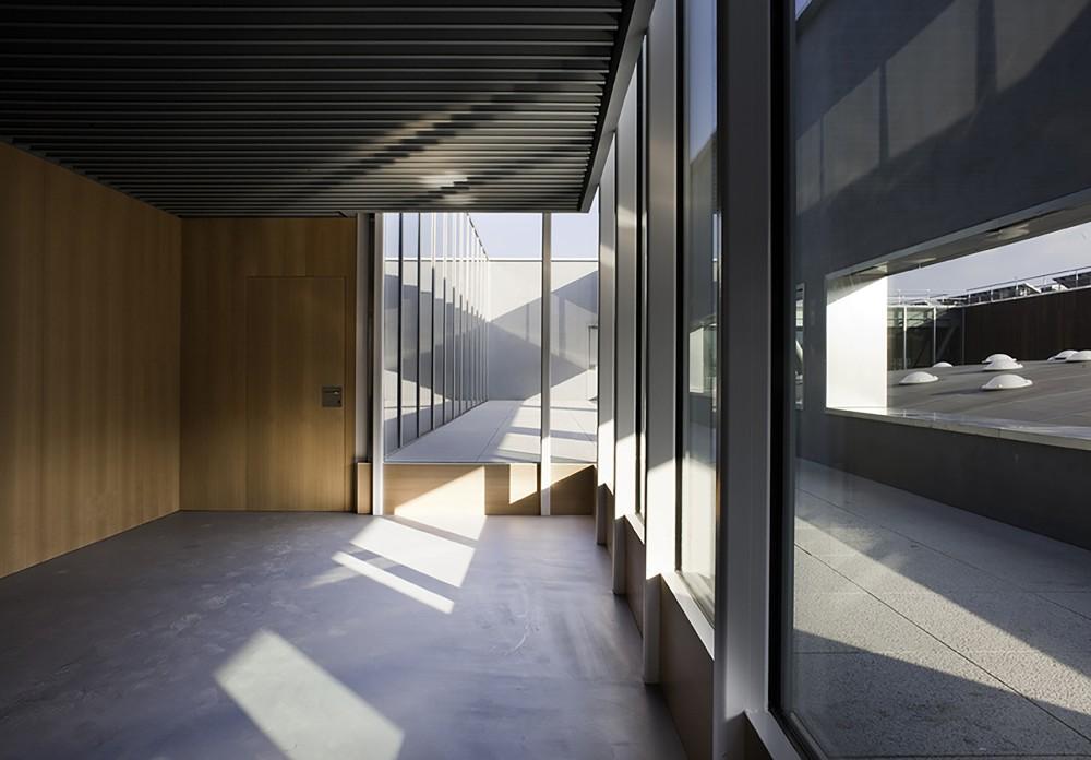 西班牙毕尔巴鄂消防站 firemen house coll barreu arquitectos Coll-Barreu Arquitectos (17)