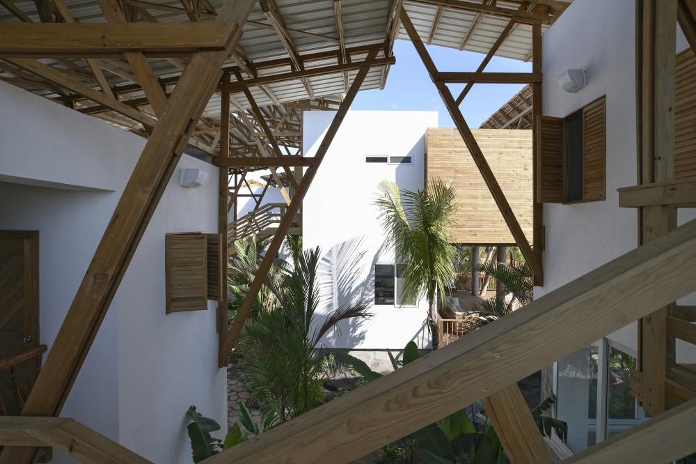 危地马拉海滨住宅 guatemala beach house christian ochaita roberto galvez Christian Ochaita + Roberto Gálvez  (1)